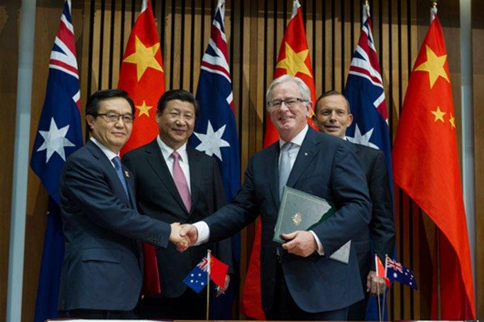 关税自贸协议