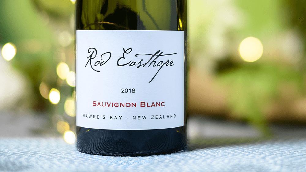 Rod Easthope Hawke's Bay Sauvignon Blanc 2018
